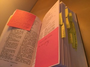 Sticky Note Summaries