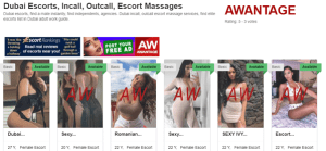 How To Find The Best Female Escorts Classifieds in Dubai UAE