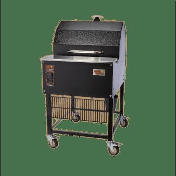 Smokin Brothers Premier Plus 24 Grill.