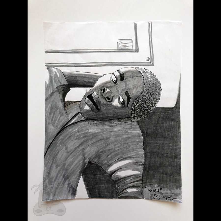 Gerald – Munch Style
