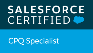 Salesforce Certified CPQ Specialist