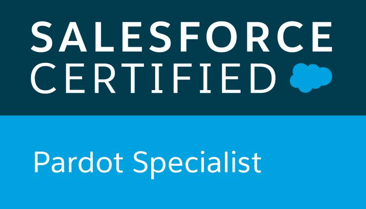 Salesforce Certified Pardot Specialists