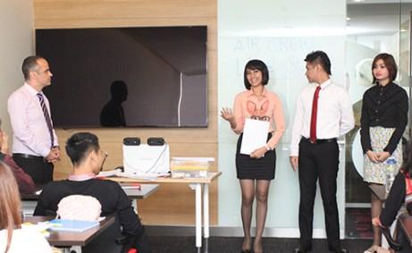 English Training in Jakarta