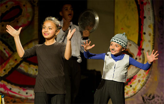 Al Darb Al Ahmar Arts School