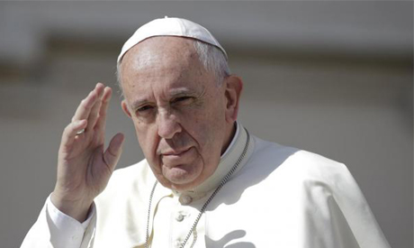 Image result for Pope Francis to visit Egypt in April