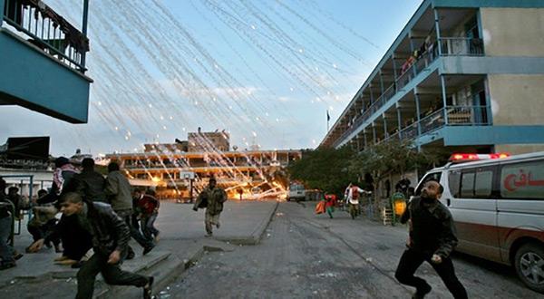 Cast Lead aggression on Gaza