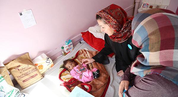 Yemeni family