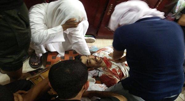 First martyr in Diraz: Mohammad Kazem Zein al-Din