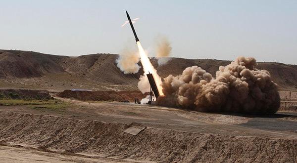 Ansarullah ballistic missile