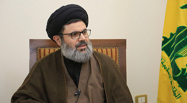 the Head of Hezbollah's Executive Council, Sayyed Hashem Safieddine