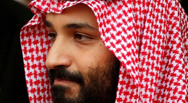 Saudi Arabian Crown Prince MBS
