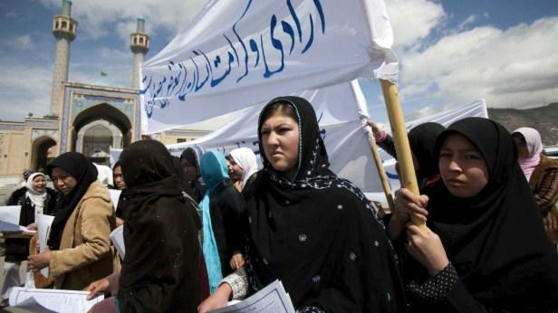 afghan women getty