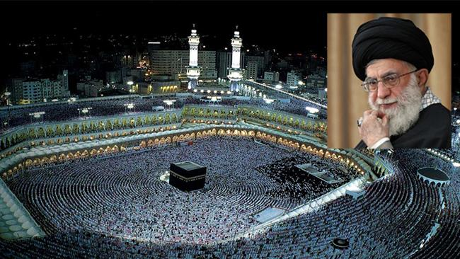 Imam Khamenei issues message on 2016 Hajj pilgrimage