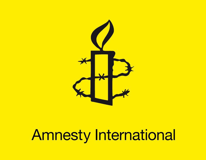 Logo of Amnesty International organization