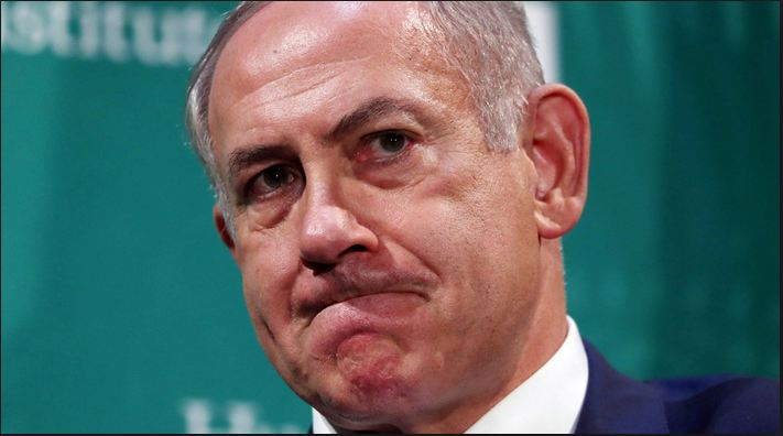 Zionist PM Benjamin Netanyahu