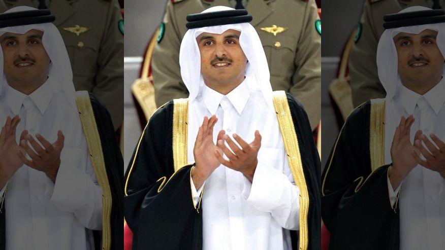 Qatar Emir Tamim Al Than