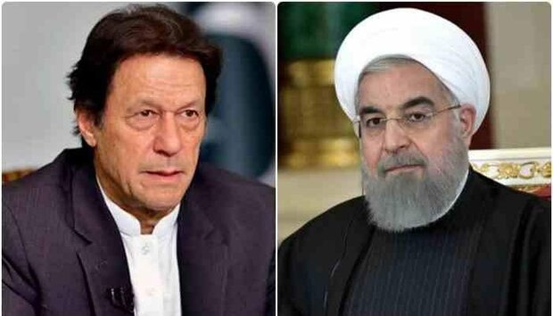 Imran Khan Rouhani