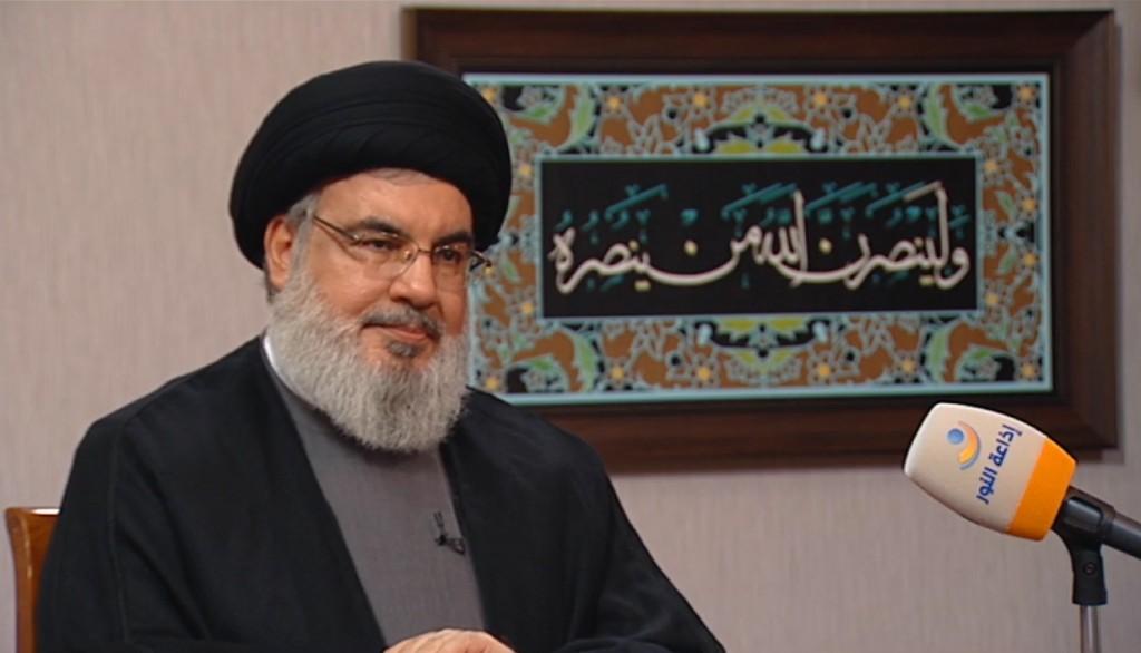 Sayyed Hasan Nasrallah Hezbollah Lebanon