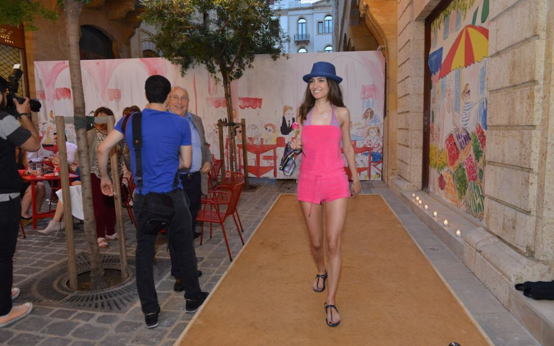 VILEBREQUIN BEIRUT REFURBISHES ITS SAINT-TROPEZ THEMED BOUTIQUE