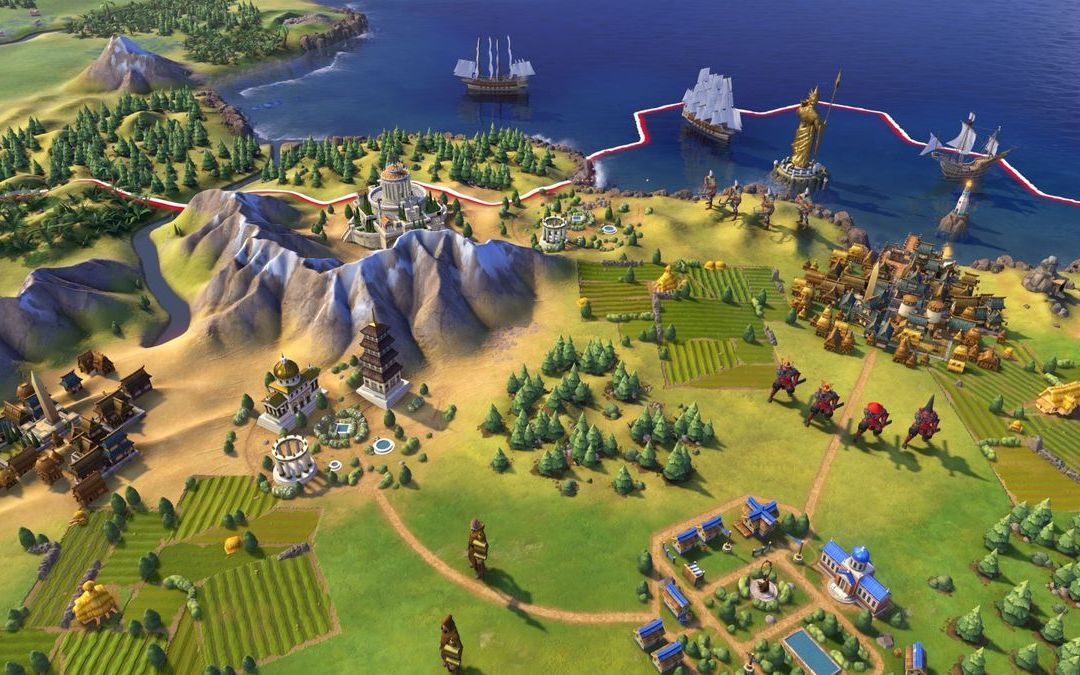 How 'Civilization VI' aims to improve upon perfection