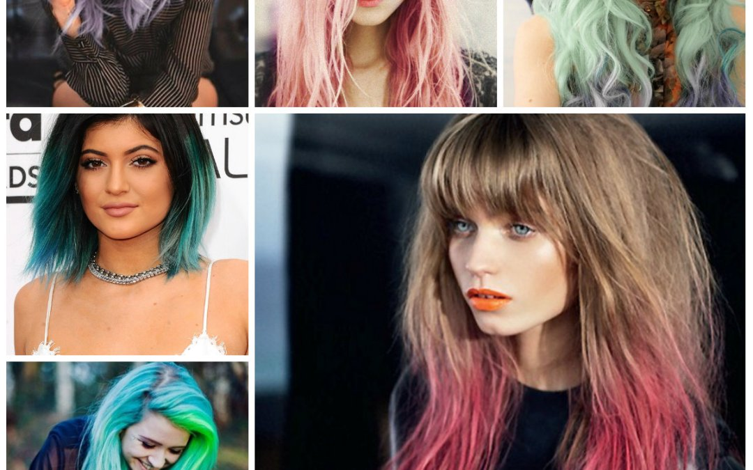 Hair Color Trends We're Loving Right Now