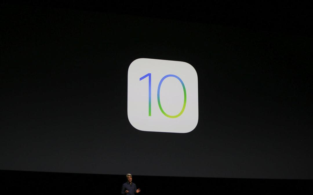Apple's iOS 10 Vs. Google