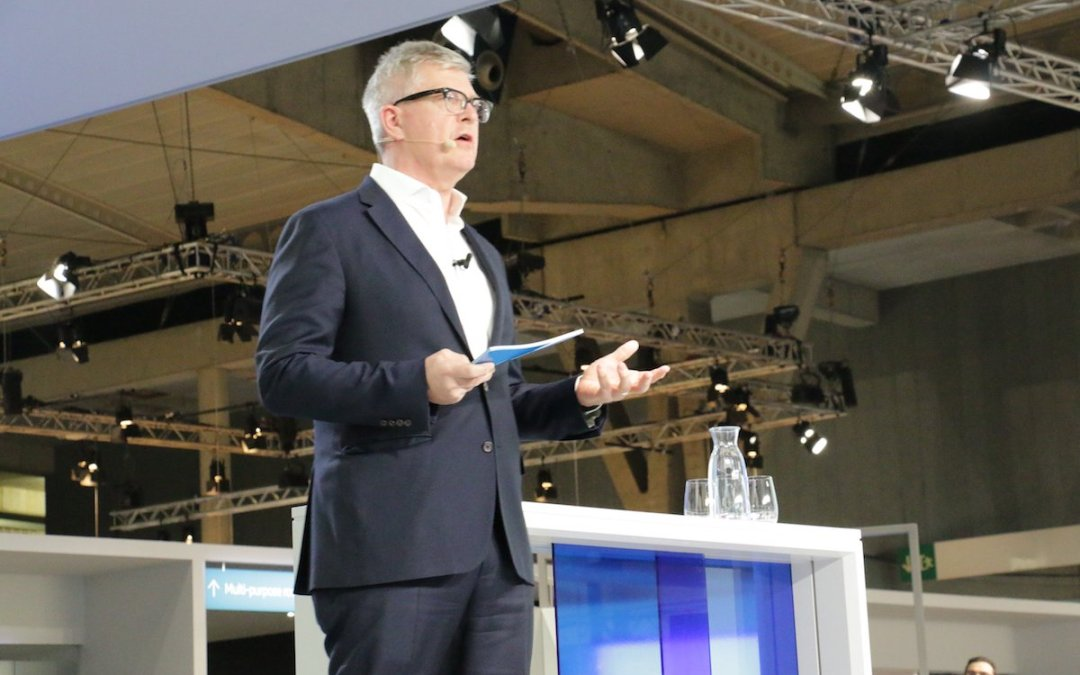 Ericsson at MWC 2018: 5G open for business