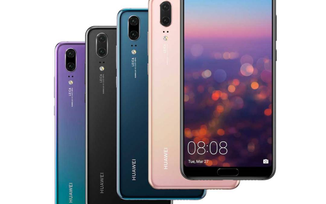 HUAWEI P20 Pro Shatters Sales Records in Western Europe