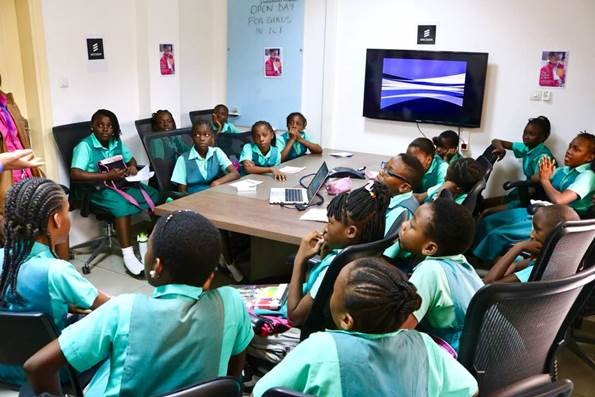 Ericsson inspires over 500 young girls in the Middle East and Africa to explore careers in ICT