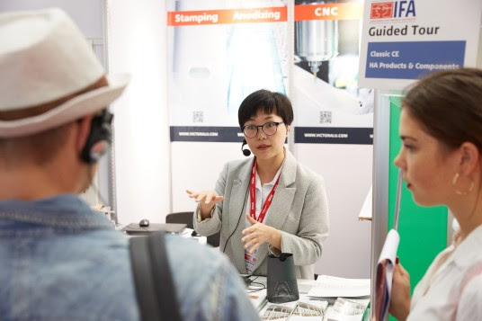 IFA 2018: Book exclusive tours and reduced-rate trade visitor tickets online