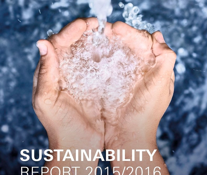 Continued Success: GROHE Exceeds Sustainability Goals