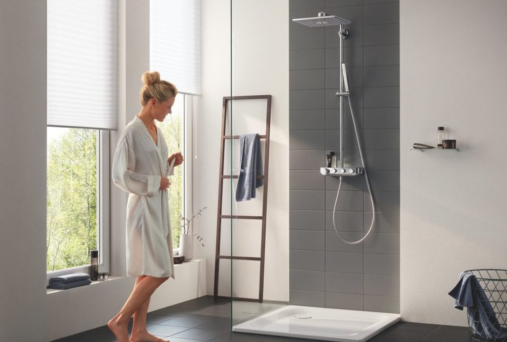 Immerse Yourself In A New Dimension Of Showering With GROHE