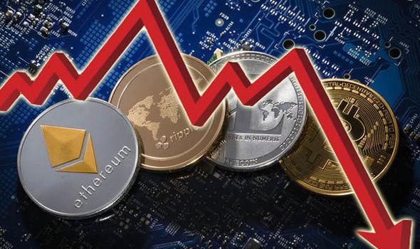 Cryptocurrencies Are Crashing !
