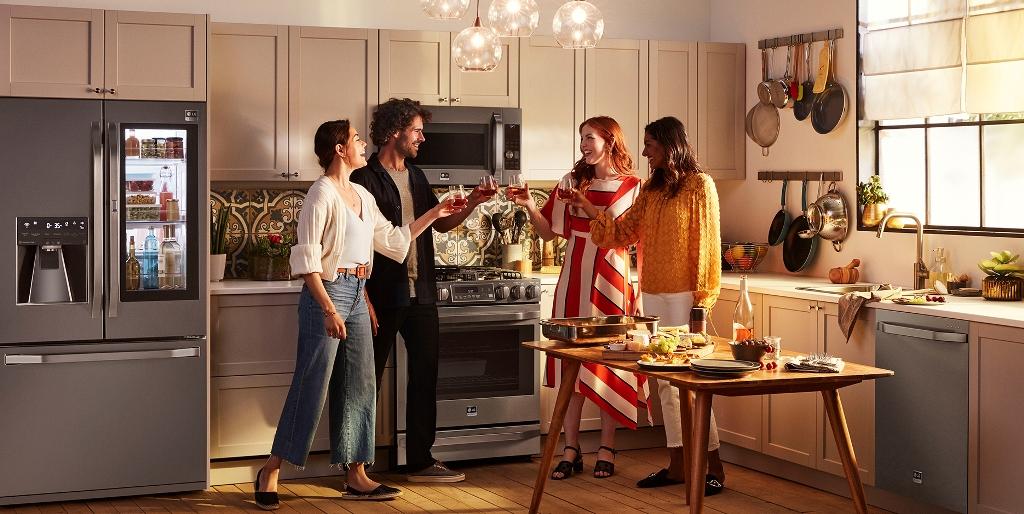 LG Electronics: SIGNATURE KITCHEN SUITE Features Intelligent Built-in Kitchen Solutions