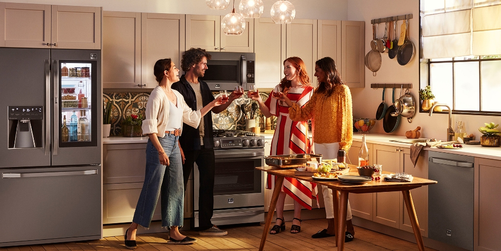 LG Electronics: SIGNATURE KITCHEN SUITE Features Intelligent Built-in Kitchen Solutions
