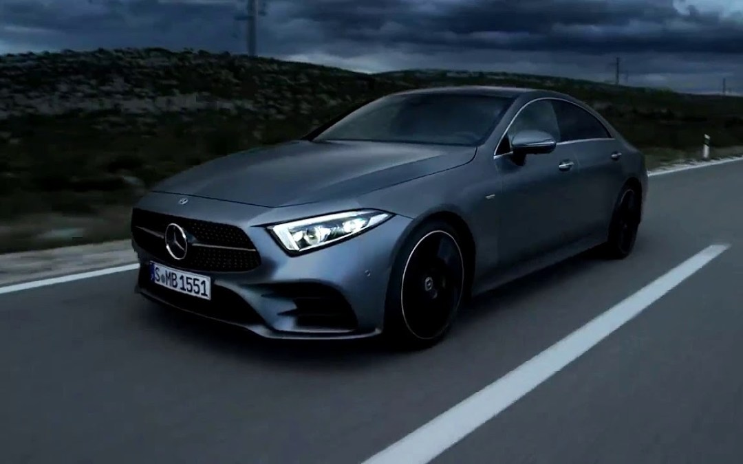 The New Mercedes-Benz CLS Coupé by T. Gargour & Fils Is Captivating Lebanese Drivers!