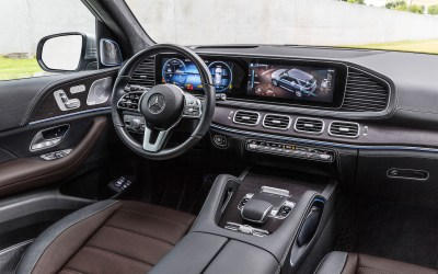 All Kinds of Strength: The new Mercedes-Benz GLE