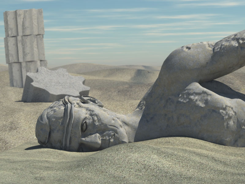 Image result for ozymandias