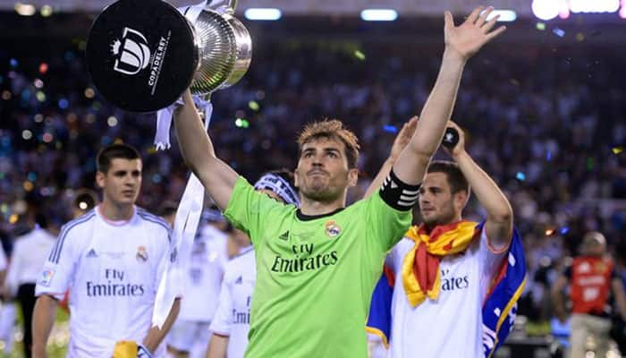 Iker Casillas should play at Real Madrid: Father | Football News | Zee News