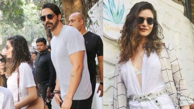 Arjun Rampal, girlfriend Gabriella Demetriades announce pregnancy; share pic on social media