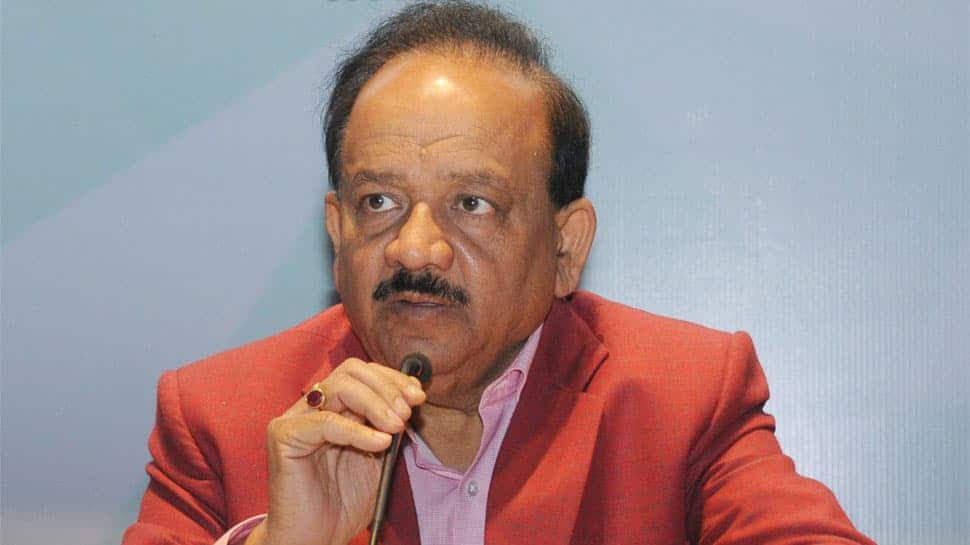 Union Health Minister Harsh Vardhan to take charge as WHO Executive Board chairman on May 22: Officials | India News | Zee News