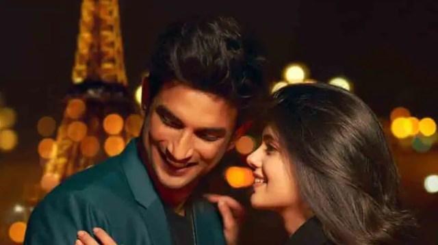 Sushant Singh Rajput and Sanjana Sanghi's 'Dil Bechara' trailer to ...