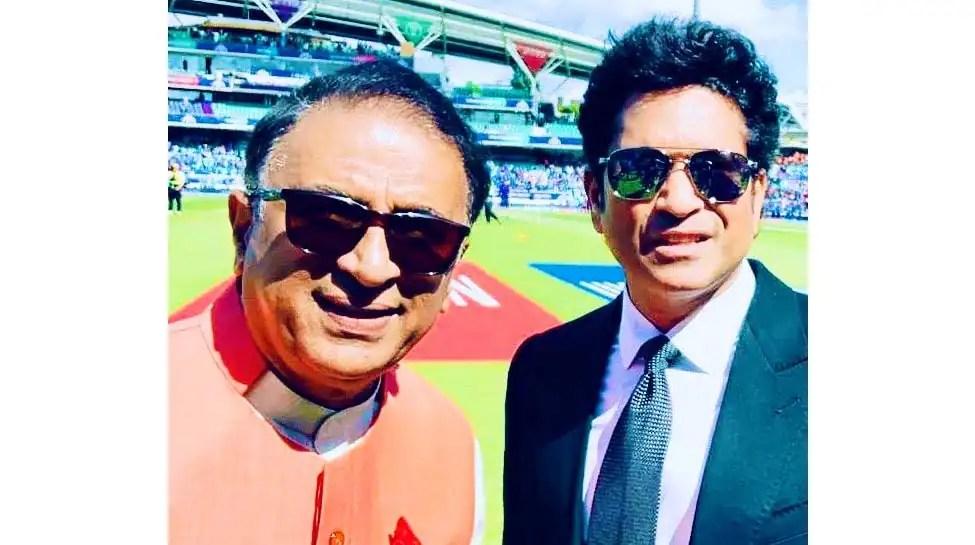 Sachin Tendulkar extends birthday greetings to his 'idol' Sunil Gavaskar