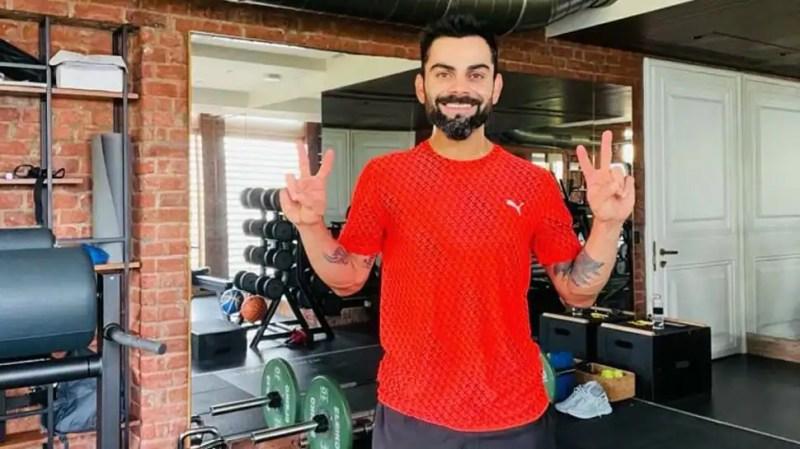 India vs England 2021: Watch, skipper Virat Kohli sweat it out inside hotel room ahead of 1st Test