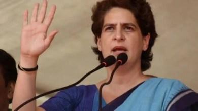 Priyanka Gandhi to launch Congress' Jai Jawan-Jai Kisan Abhiyan in UP today