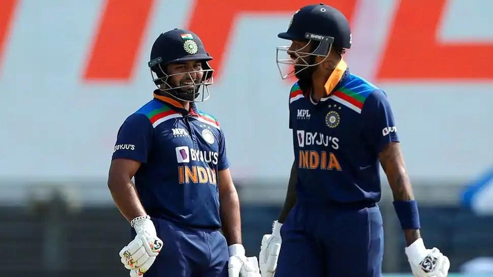 India-v-s-England Men In Blue Win