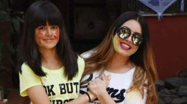 Mahima Chaudhry was recently spotted outside a clinic in the city with her daughter Ariana Mukerji.