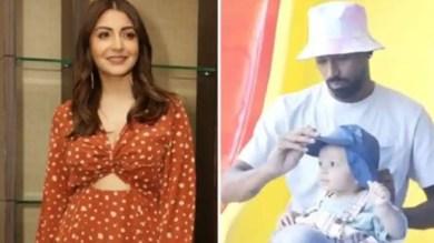 IPL 2021: MI star Hardik Pandya's cute video with son Agastya steals Anushka Sharma's 'heart' – WATCH