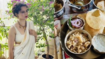 Kangana Ranaut got massively slammed: Onions kon khata hai fasting mai ?
