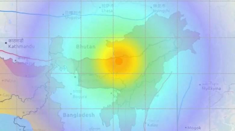 प्रधानमंत्री नरेंद्र मोदी असम में 4.4 तीव्रता के भूकंप के बाद गृह मंत्री अमित शाह सीएम सर्बानंद सोनोवाल से बात की